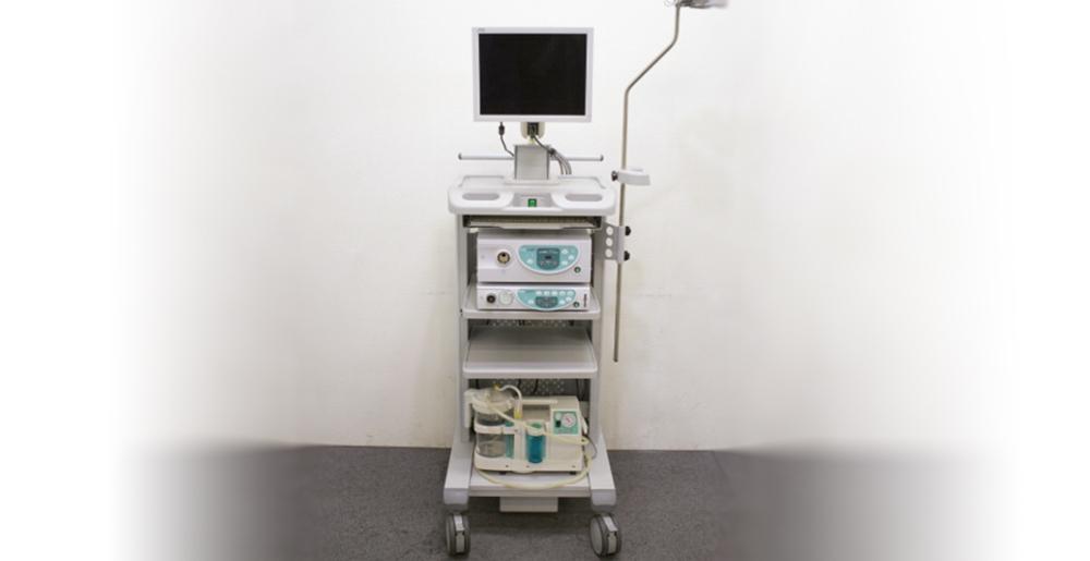 長生会病院 | 最新の電子内視鏡